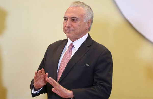 Michel Temer, ex-presidente da República. Crédito: Agência Brasil | Arquivo