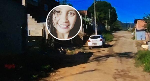 Caso Maiara: mulher assassinada em Cariacaica. Crédito: Gazeta Online