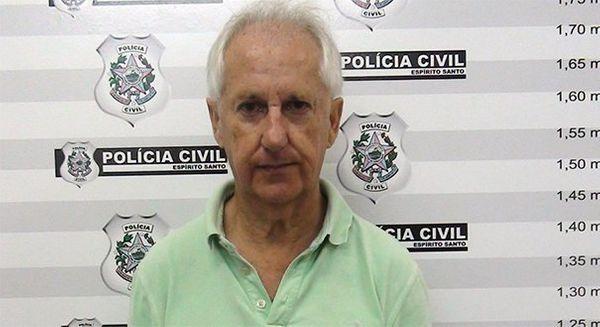 Marcos Venicio Moreira Andrade, de 66 anos