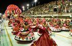 Desfile da Boa Vista, na disputa deste ano: escola faz parte do grupo especial. Crédito: Fernando Madeira | A Gazeta