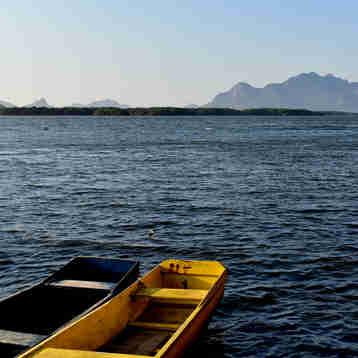 Data: 03/09/2019 - ES - Vitória - Ilha das Caieiras - Fotografias para o aniversário de Vitória - Editoria: Cidades - Foto: Fernando Madeira - GZ