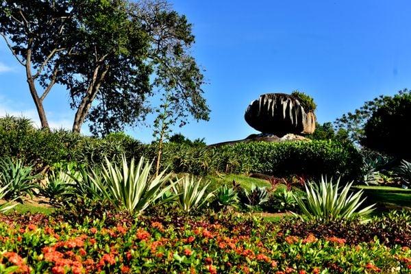 Parque Pedra da Cebola, em Vitória. Crédito: Fernando Madeira