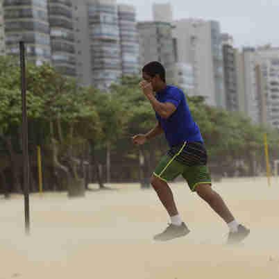 Ciclone na Argentina pode provocar ventania no Espírito Santo