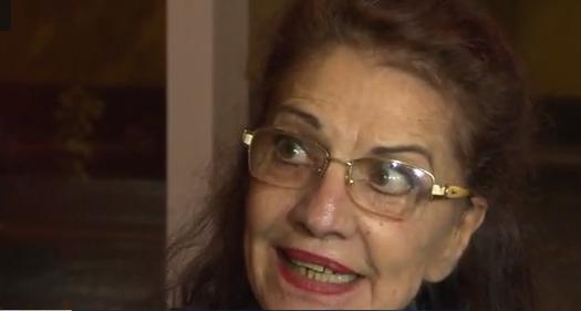 Eroteides Regattieri, mãe de Gabriela Chermont, concede entrevista
