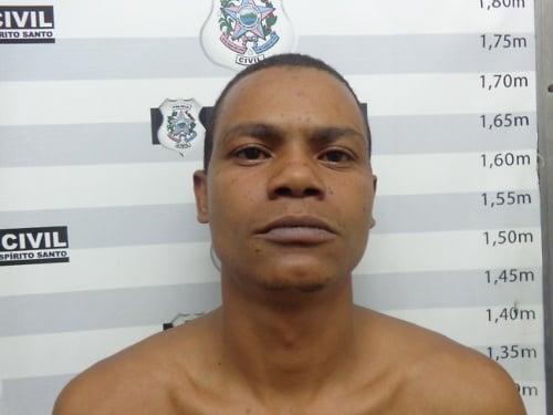 Carlos Magno Pereira Teixeira. Crédito: Divulgação/PCES