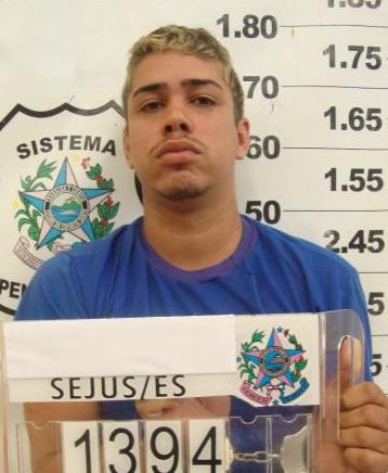 Felipe de Oliveira Simões. Crédito: Divulgação/PCES