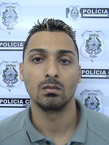 Fernando Moraes Pereira Pimenta, o Marujo. Crédito: Divulgação/PCES