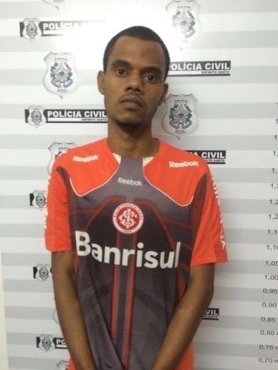Geovani Andrade Bento, o Vaninho. Crédito: Divulgação/PCES