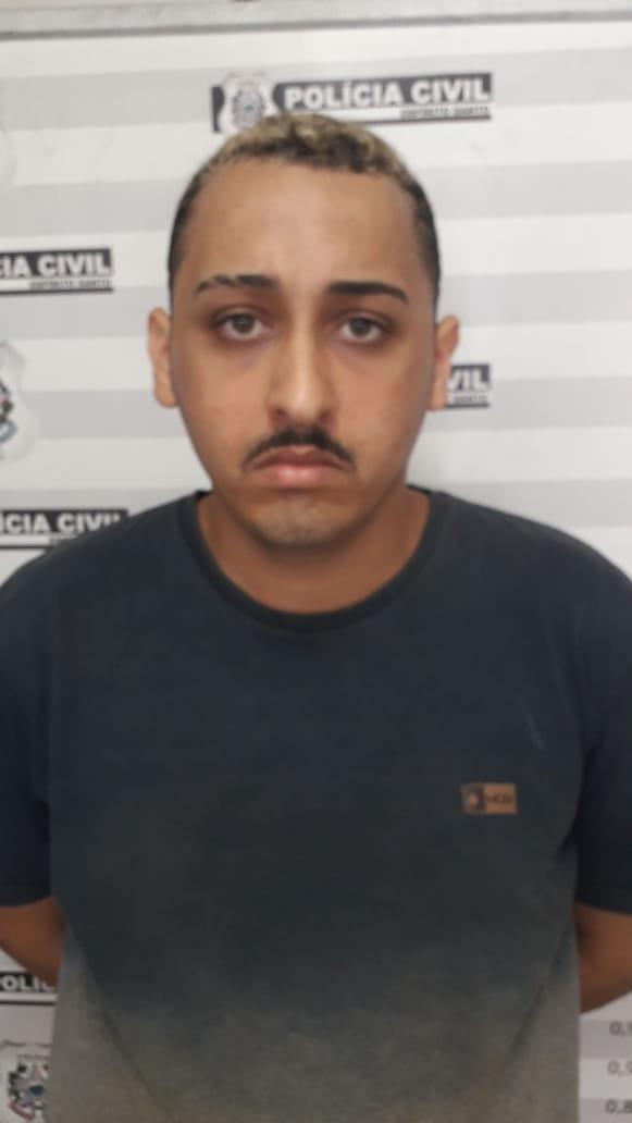 José Renato Pimenta Júnior, irmão do Marujo, foi preso no Complexo da Penha. Crédito: Divulgação/PCES