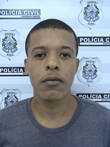 Rafael Batista Lemos, o Boladão. Crédito: Divulgação/PCES