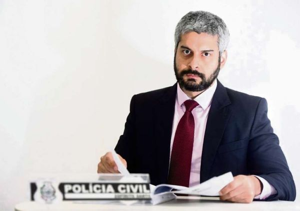 Delegado Brenno Andrade. 06/03/2019
