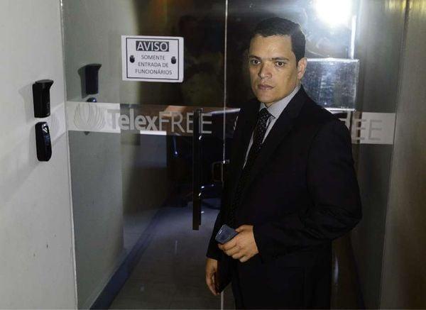 Rafael Lima, advogado que representa a Telexfree e os sócios