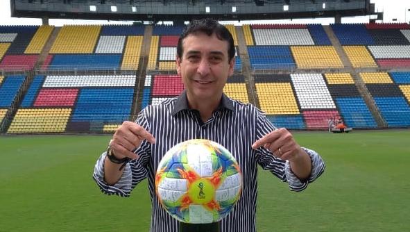 Secretário de esporte, Júnior Abreu está otimista com os investimentos para 2020