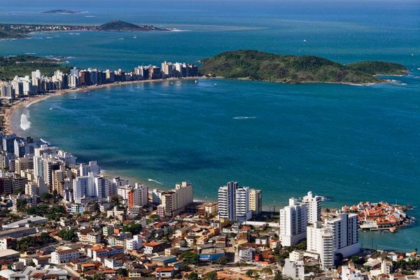 Guarapari é umas das cidades mais procuradas para aluguel por temporada no Estado. Crédito: Marcelo Moryan