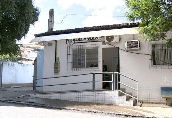 Corpo da vítima foi encaminhado para o Serviço Médico Legal (SML) de Cachoeiro de Itapemirim. Crédito: Reprodução/TV Gazeta Sul