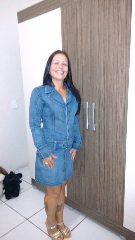 Rosângela Nascimento Gonçalves. Crédito: Arquivo pessoal