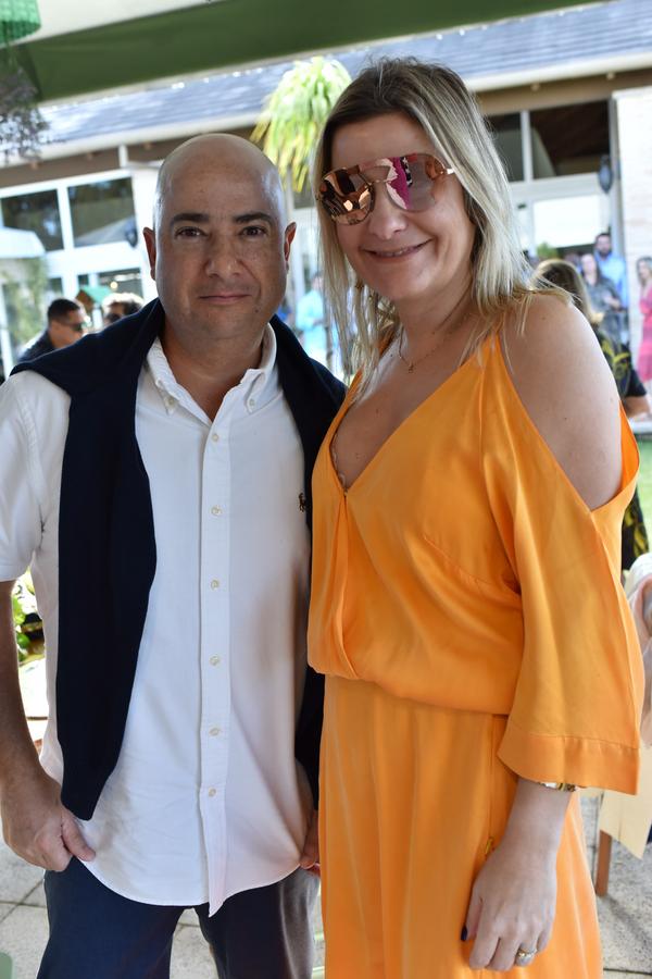Almoço. Marral Lagee Daniela Andrade: tarde de festa nas montanhas capixabas.. Crédito: Mônica Zorzanelli