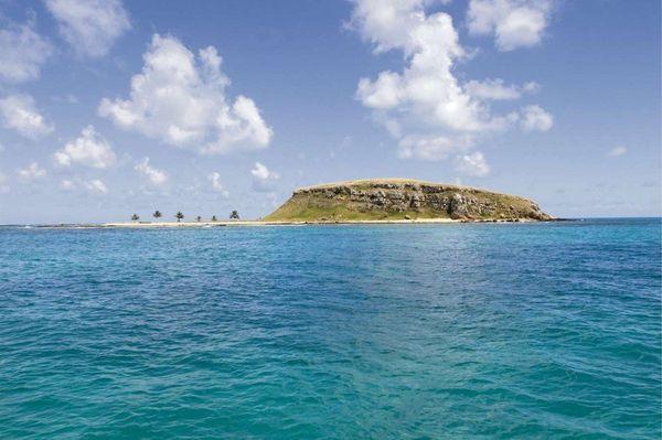 Arquipélago de Abrolhos, no Sul da Bahia. Crédito: Arquivo | A Gazeta