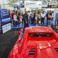 Feira automotiva Autotech em Vitória