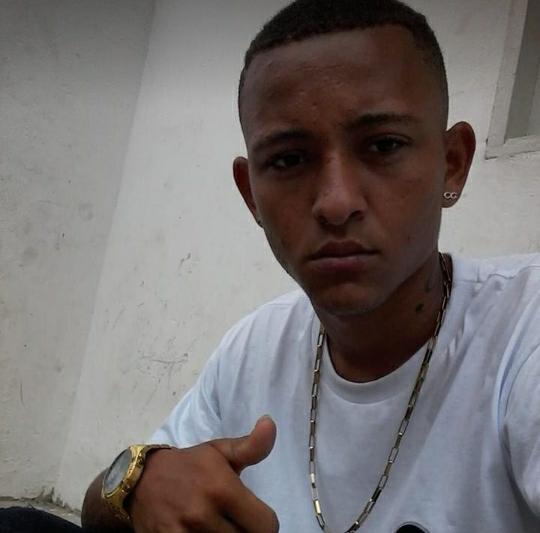 Elenilton Batista dos Santos, baleado em boate de Linhares. Crédito: Divulgação/Polícia Civil