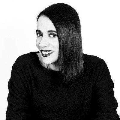 A estilista Gloria Coelho. Crédito: Reprodução/Site Gloria Coelho
