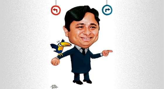 Presidente estadual do PSDB, Vandinho Leite tem adotado postura bastante conservadora na Assembleia Legislativa. Crédito: Amarildo