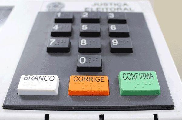 Urna eletrônica:cidadãos esperam das eleições não é escolha dos mais típicos. Crédito: TSE/Divulgação