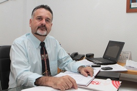 Saulo Andreon foi secretário de Educação do prefeito Juninho. Crédito: Divulgação/Prefeitura de Cariacica
