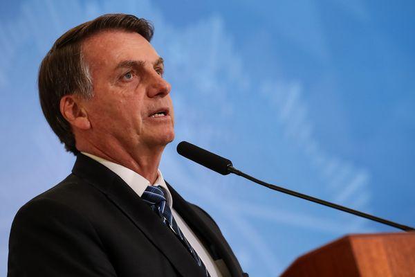Presidente da República, Jair Bolsonaro. Crédito: Marcos Corrêa/PR
