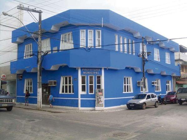 Sede da Prefeitura de Piúma, localizada no Litoral Sul do Espírito Santo