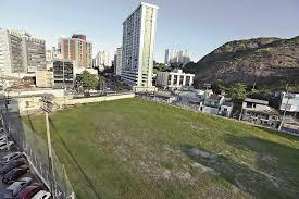 Campo do Santa Cruz, em Santa Lúcia, Vitória, tem 6 mil m². Crédito: Bernardo Coutinho