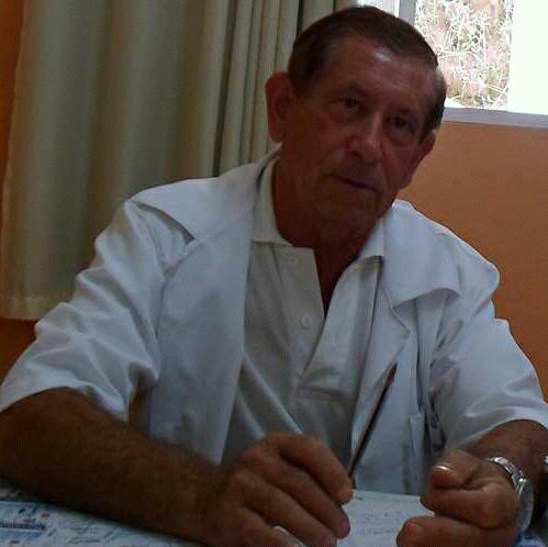 Carlos Brahim Bazzarella é prefeito de Muniz Freire. Crédito: Reprodução/Whatsapp