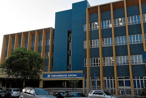 Data: 18/10/2019 - Agência do INSS na Avenida Beira Mar, em Vitória, no Espírito Santo. Crédito: Fábio Vicentini