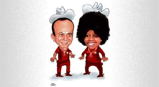 Helder Salomão e Jackeline Rocha disputaram presidência estadual do PT. Crédito: Amarildo