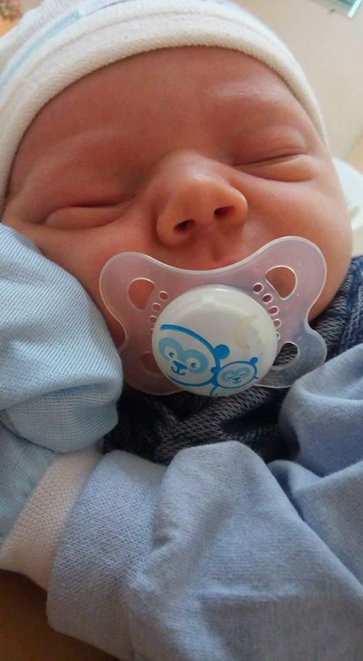 Brayan é o único filho de Layla Cristina Rosa Laia. Crédito: Acervo Pessoal