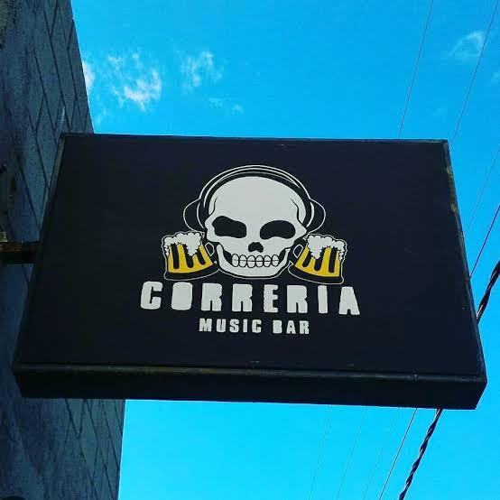 Correria Music Bar, em Vila Velha , terá shows das bandas Jahfreeca e Ganjah, no sábado (22). Crédito: Correria Music Bar