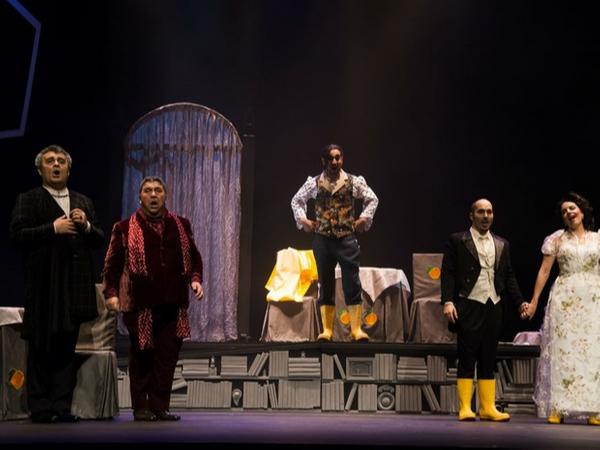 Ópera Barbeiro de Sevilha. Crédito: divulgação