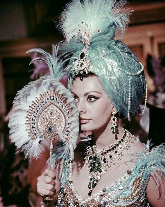 Sophia Loren em