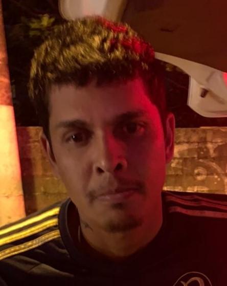 Matherson Marinho Batista, vulgo Índio, foi preso por tentativa de feminicídio. Crédito: Divulgação Polícia Civil