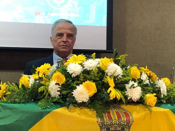 Antônio de Orleans e Bragança, 69 anos. Crédito: Adalberto Cordeiro