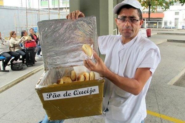 Davi de Jesus Pereira foi atropelado e está em estado grave no hospital. Crédito: Bárbara Oliveira