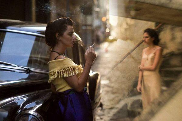 O filme A Vida Invisível, indicado brasileiro para disputar o Oscar, retrata toda uma geração de mulheres nascidas na primeira metade do século 20. Crédito: Divulgação/Bruno Machado