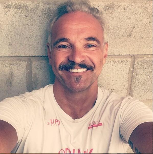 Mateus Carrieri, ator. Crédito: Reprodução/Instagram
