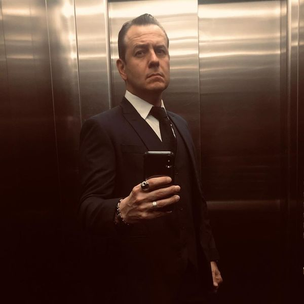 O apresentador Celso Zucatelli. Crédito: Instagram/@zucatelli