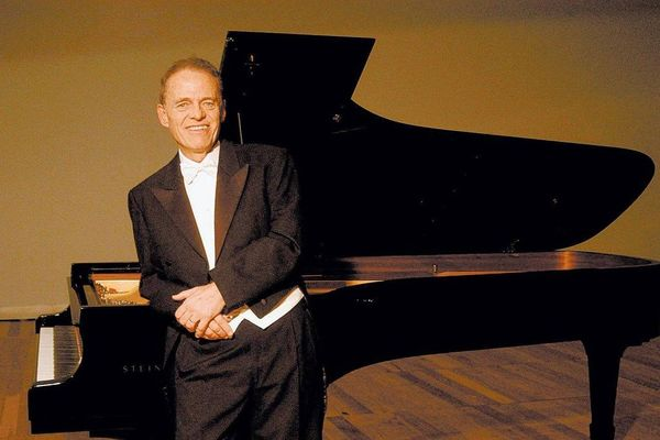 O pianista Miguel Proença foi exonerado da presidência da Funarte. Crédito: Divulgação
