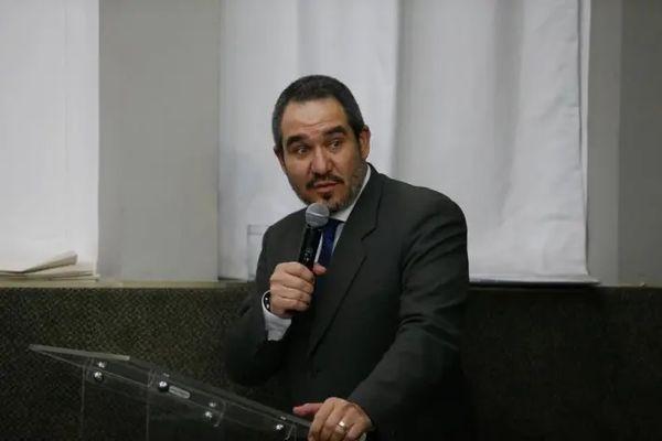 Christian de Castro Oliveira foi afastado da presidência da Agência Nacional do Cinema (Ancine). Crédito: Fernando Frazão / Agência Brasil