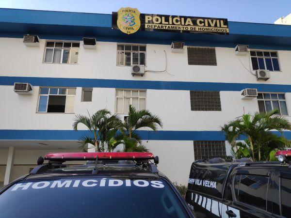 O crime está em investigação pela Delegacia de Homicídios e Proteção à Pessoa. Crédito: Isaac Ribeiro