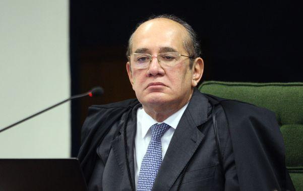 Ministro Gilmar Mendes. Crédito: Nelson Jr.|SCO|STF