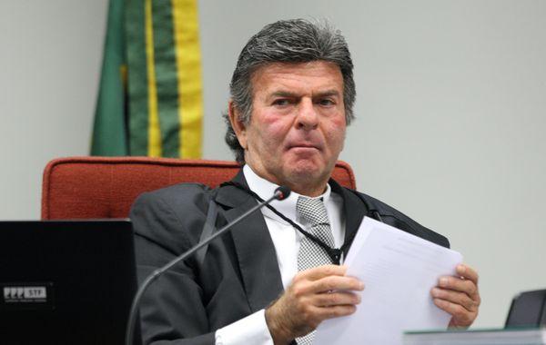 Ministro Luiz Fux suspendeu criação da figura do juiz das garantias. Crédito: Nelson Jr.|SCO|STF