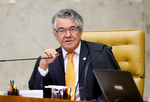 Ministro Marco Aurélio é ministro do STF. Crédito: Rosinei Coutinho SCO STF